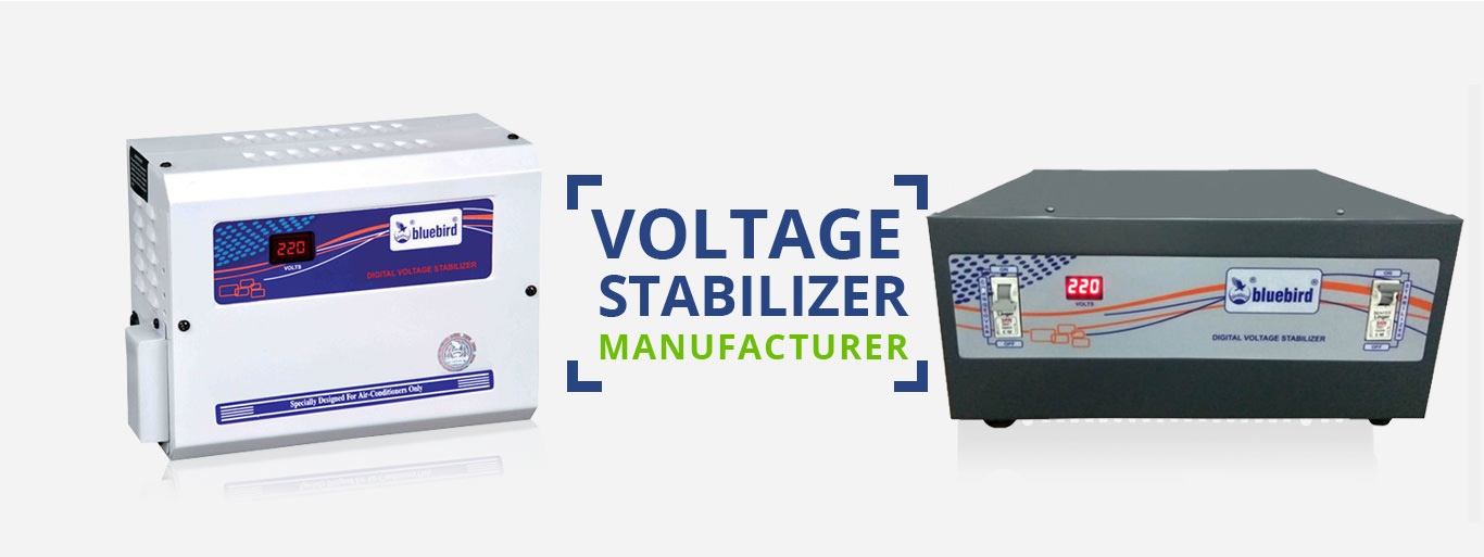 Voltage Stabilizer Manufacturer